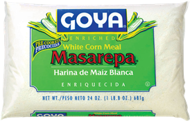 Masarepa White Corn Meal
