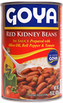 Kidney Beans in Sauce
