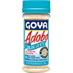 Adobo Light without Pepper (50% Less Sodium)