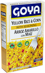 Yellow Rice and Corn