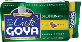 Café Goya Decaffeinated