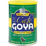 Café Goya Decaffeinated - Can