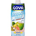 Coconut Water with a Guava Twist