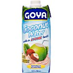 Coconut Water with a Lychee Twist