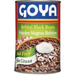 Fat Free Refried Black Beans
