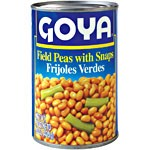 Field Peas with Snaps