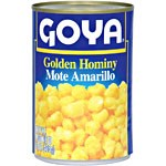 Golden Hominy Corn