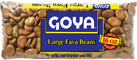 Large Fava Beans