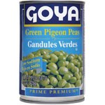 Low Sodium Green Pigeon Peas