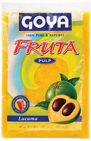Lucuma Fruit Pulp