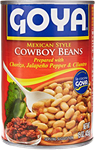 Mexican Style Cowboy Beans