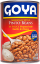 Mexican Style Pinto Beans