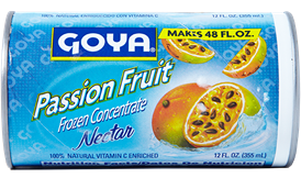Passion Fruit Concentrated Nectar
