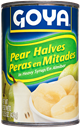 Pear Halves in Heavy Syrup