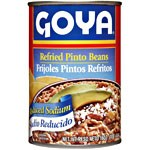 Reduced Sodium Refried Pinto Beans