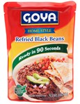 Refried Black Beans Home-Style