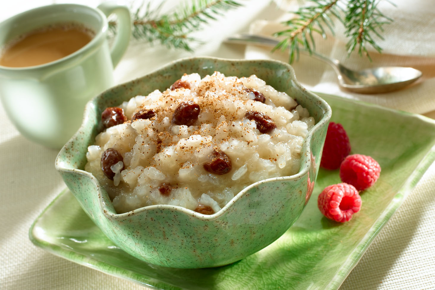 Arroz con Dulce - Coconut Rice Pudding