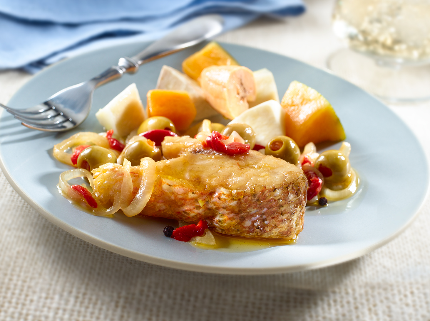Escabeche de Pescado - Marinated Fish