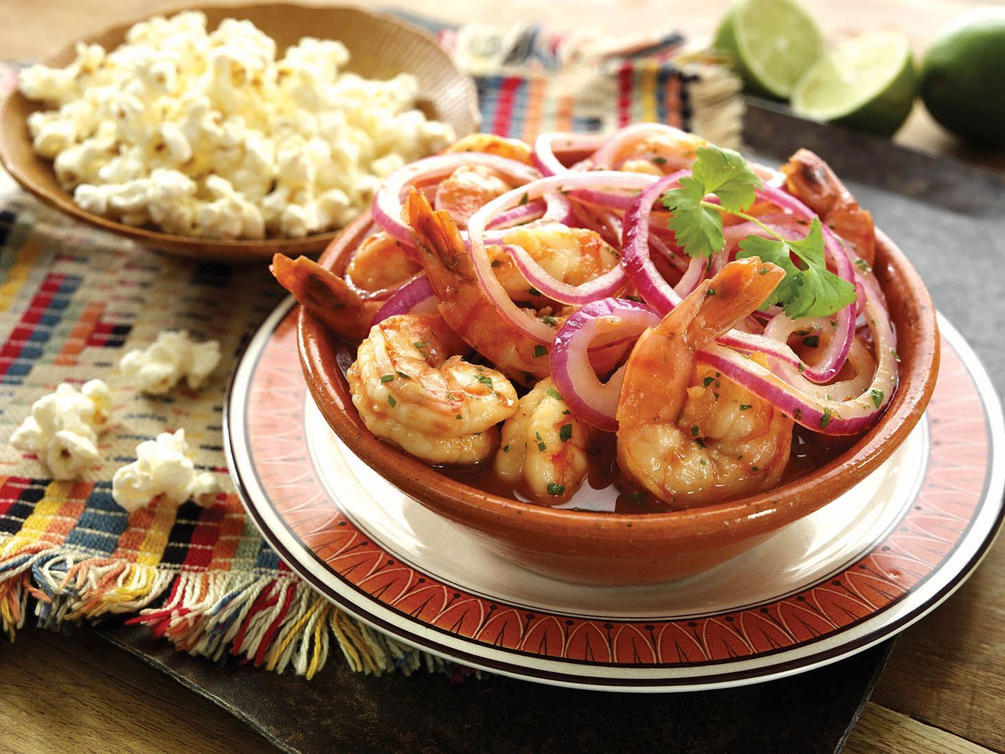 Shrimp Ceviche from Ecuador
