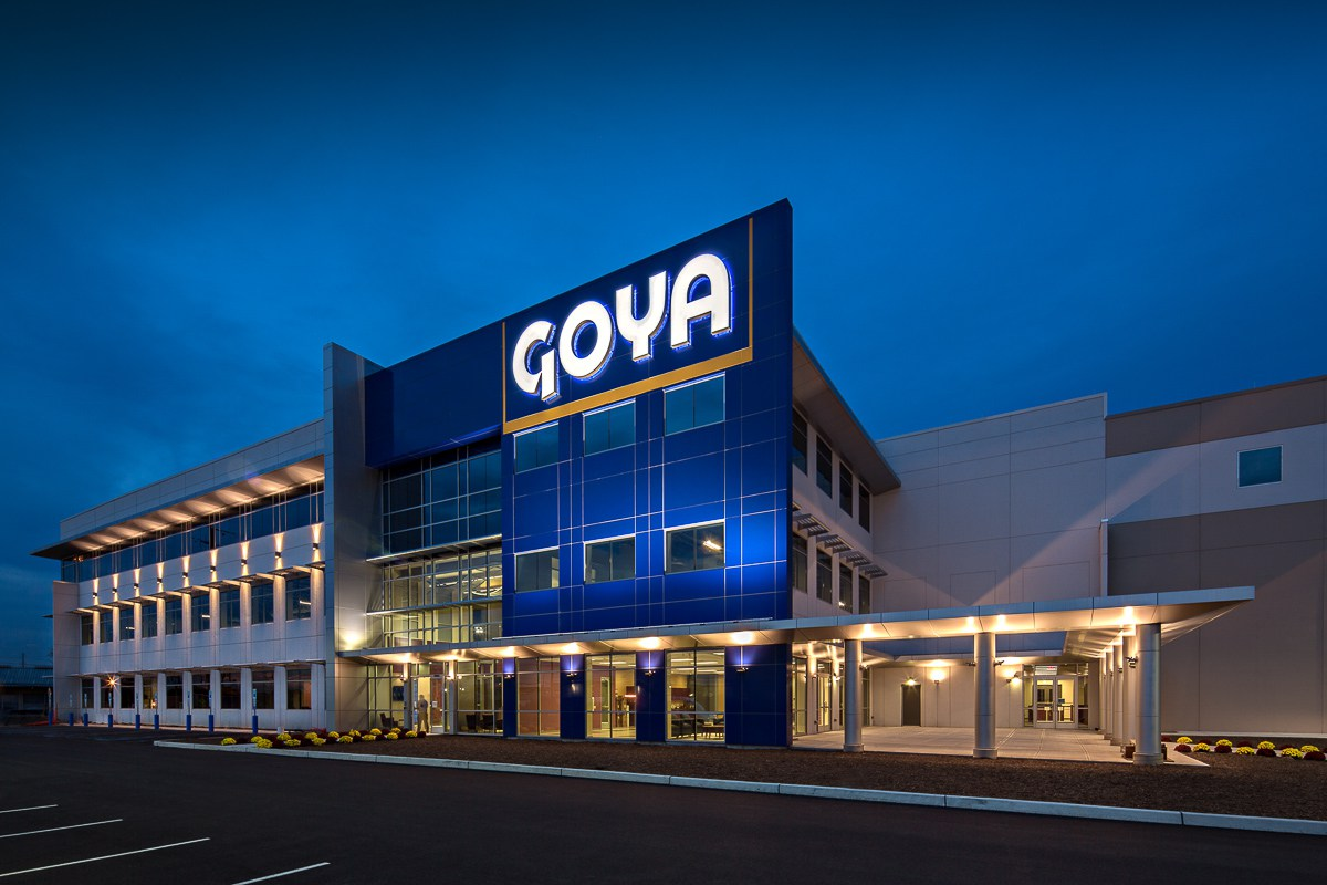 Goya headquarters in Jersey City, New Jersey