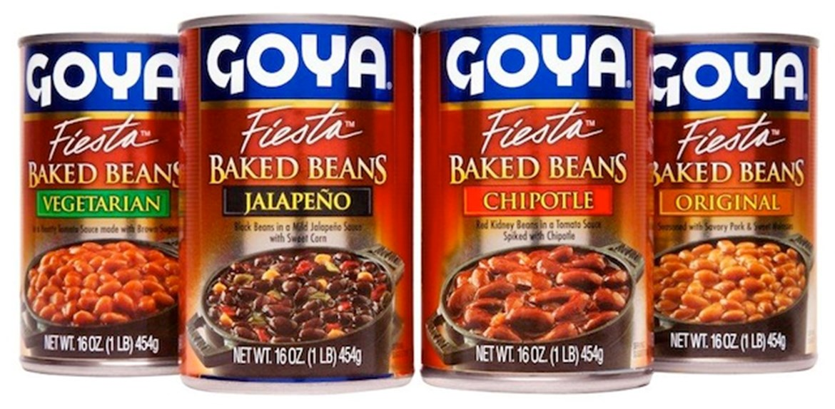 GOYA FOODS LAUNCHES NEW LINE OF FIESTA™ BAKED BEANS