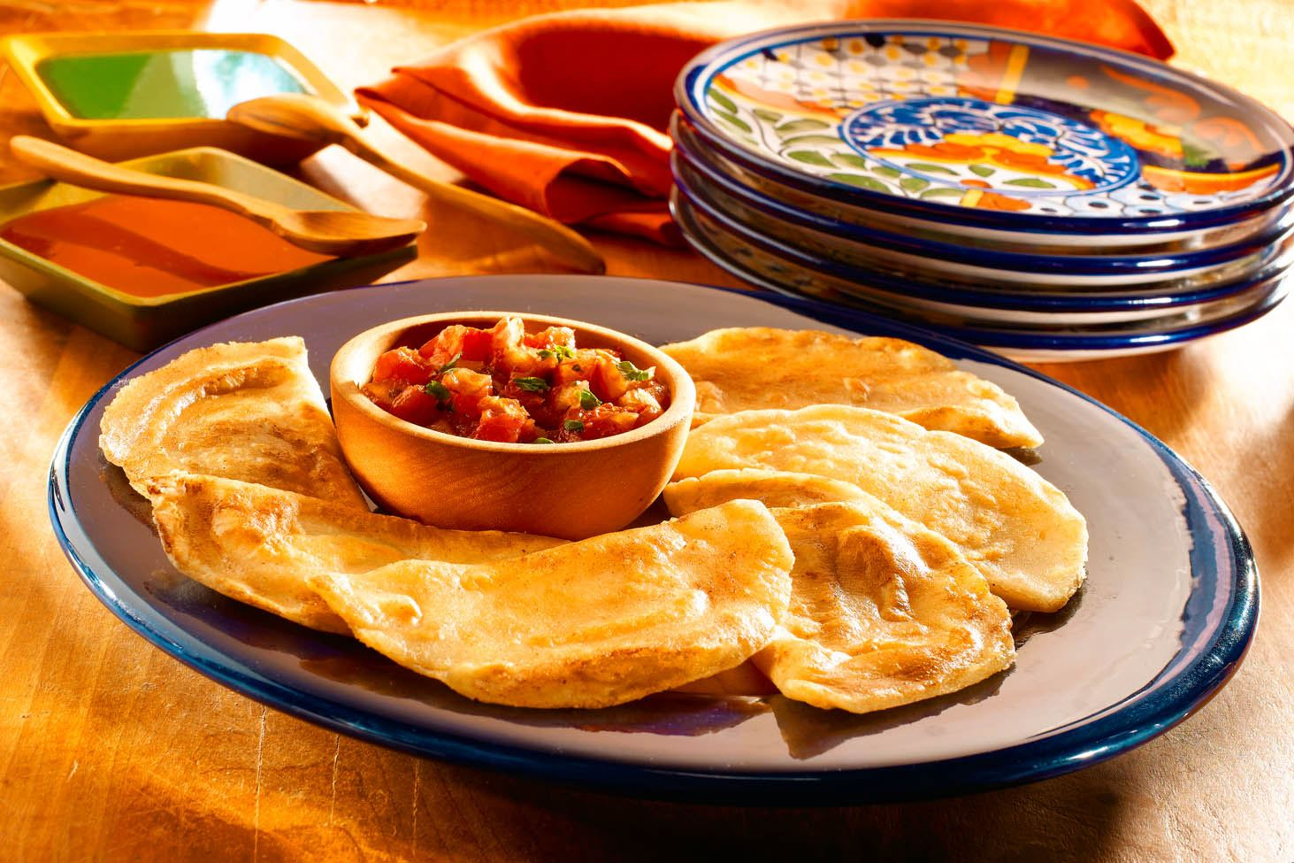 Authentic Mexican Quesadillas