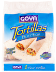 Burritos - Tortillas de Harina