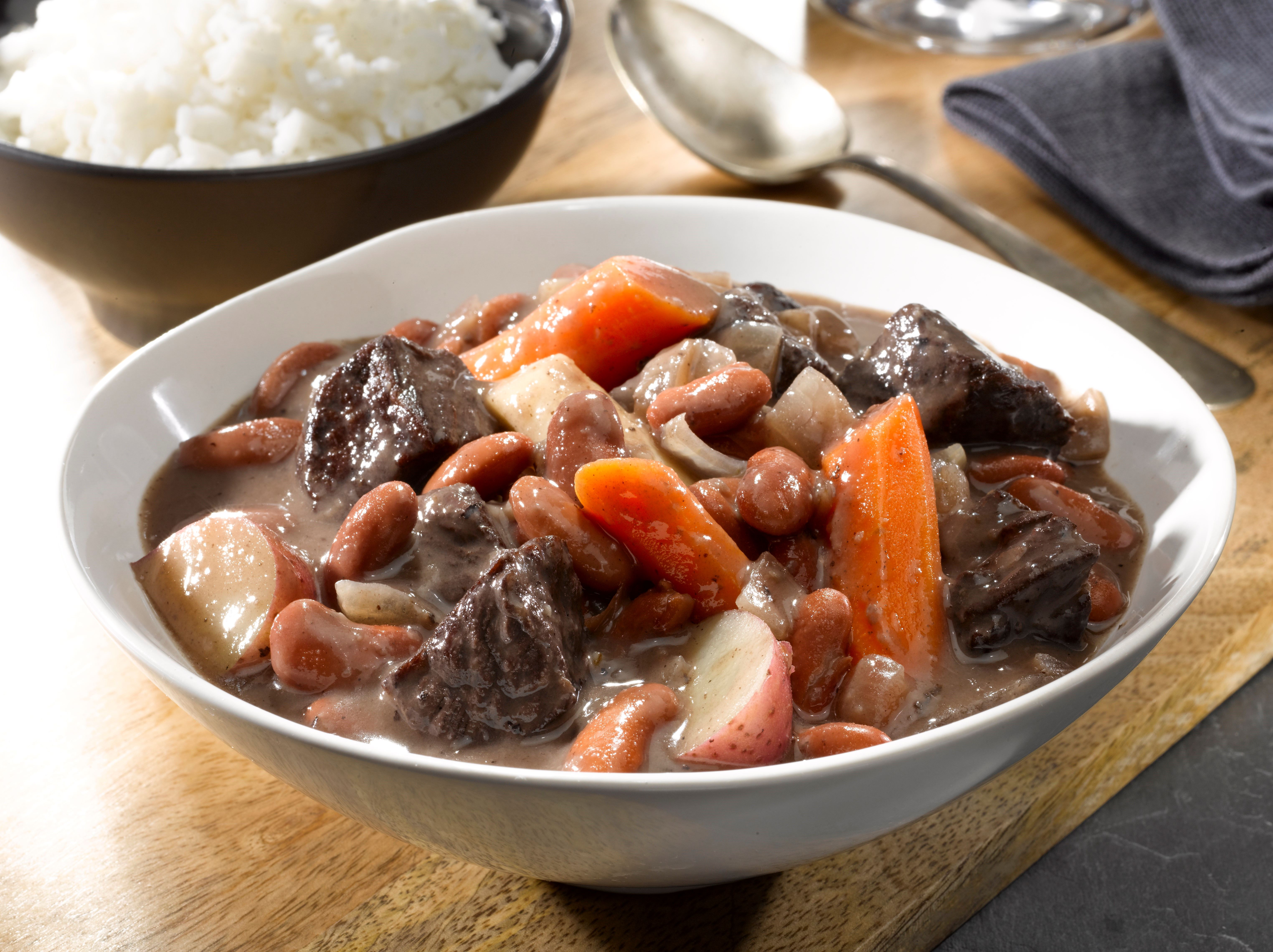Bean and Beef Stew