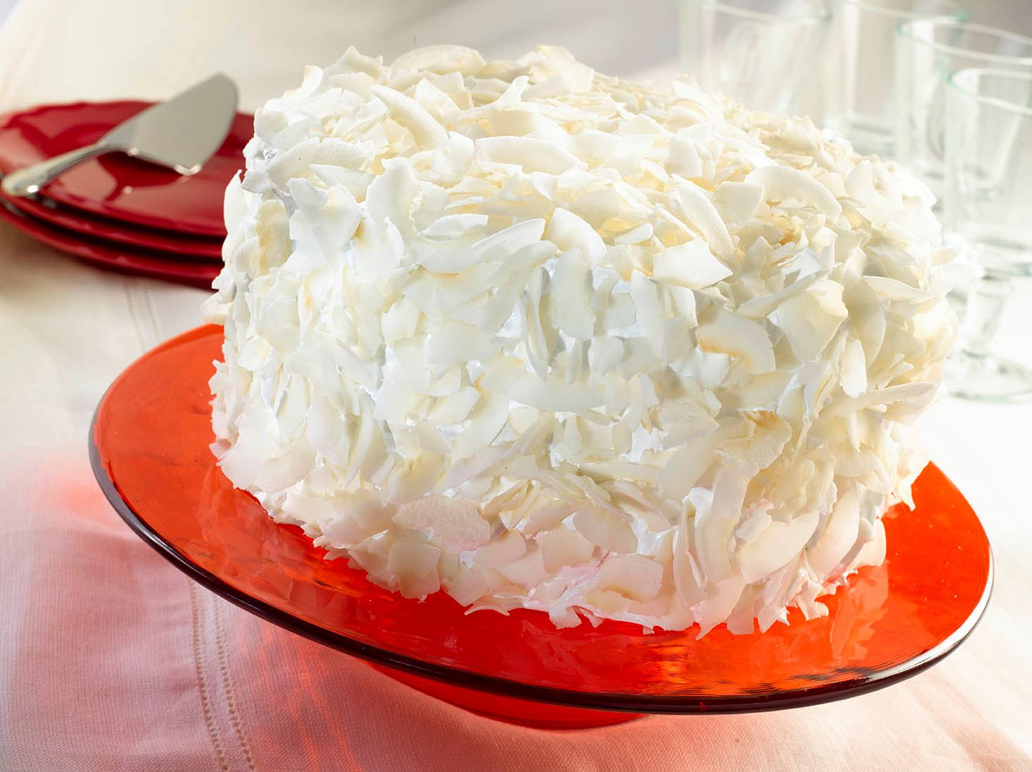 coconut layer cake coconut layer cake recipes goya foods 2991