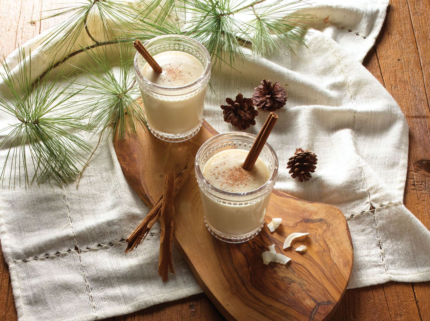 Coquito Coconut Eggnog Recipes Goya Foods