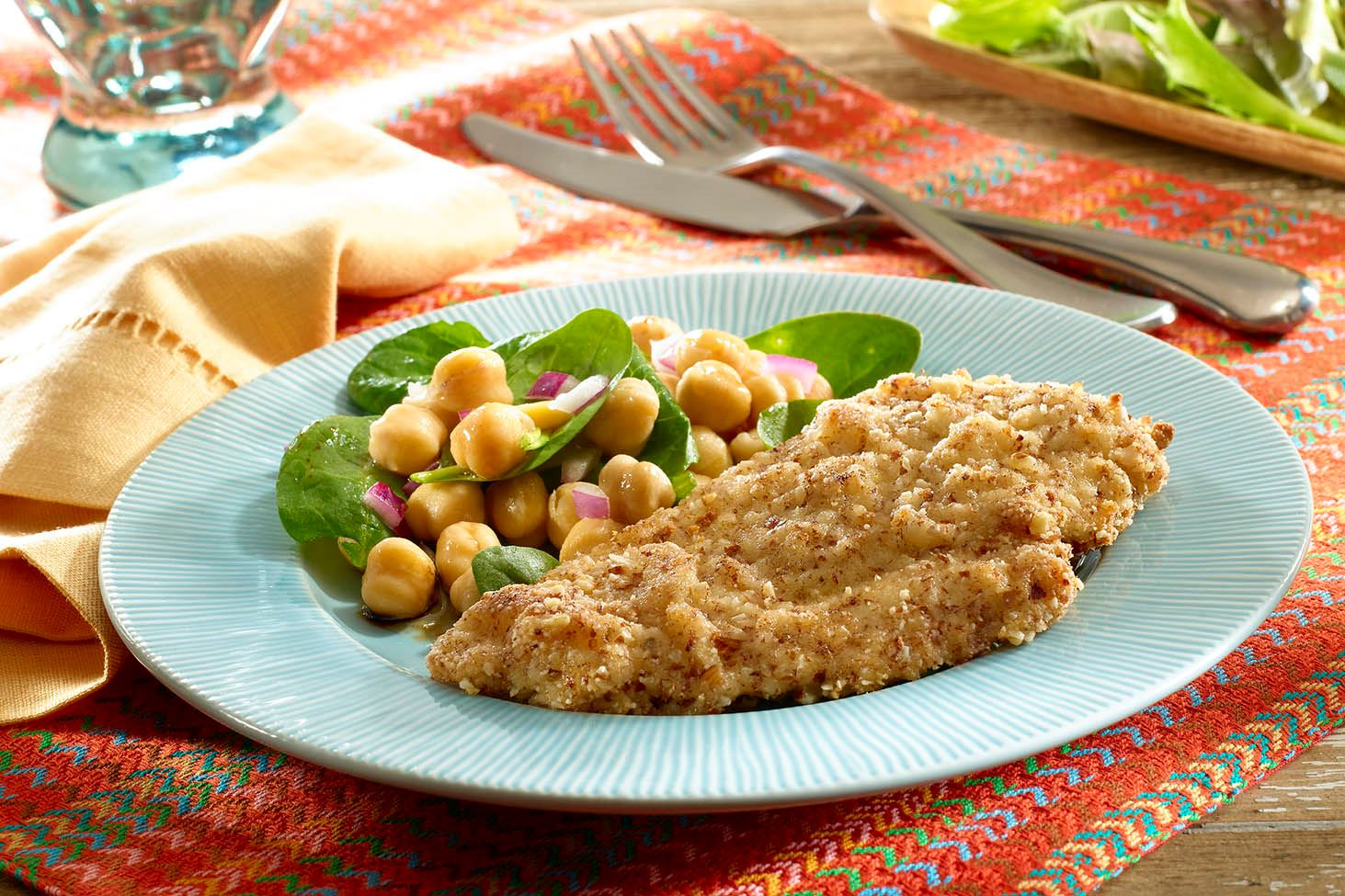 MyPlate Healthy Chicken Cutlets