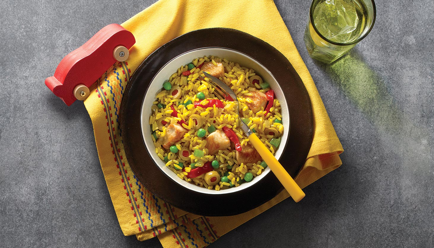 Easy Arroz con Pollo