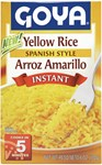 Instant Yellow Rice - Spanish Style