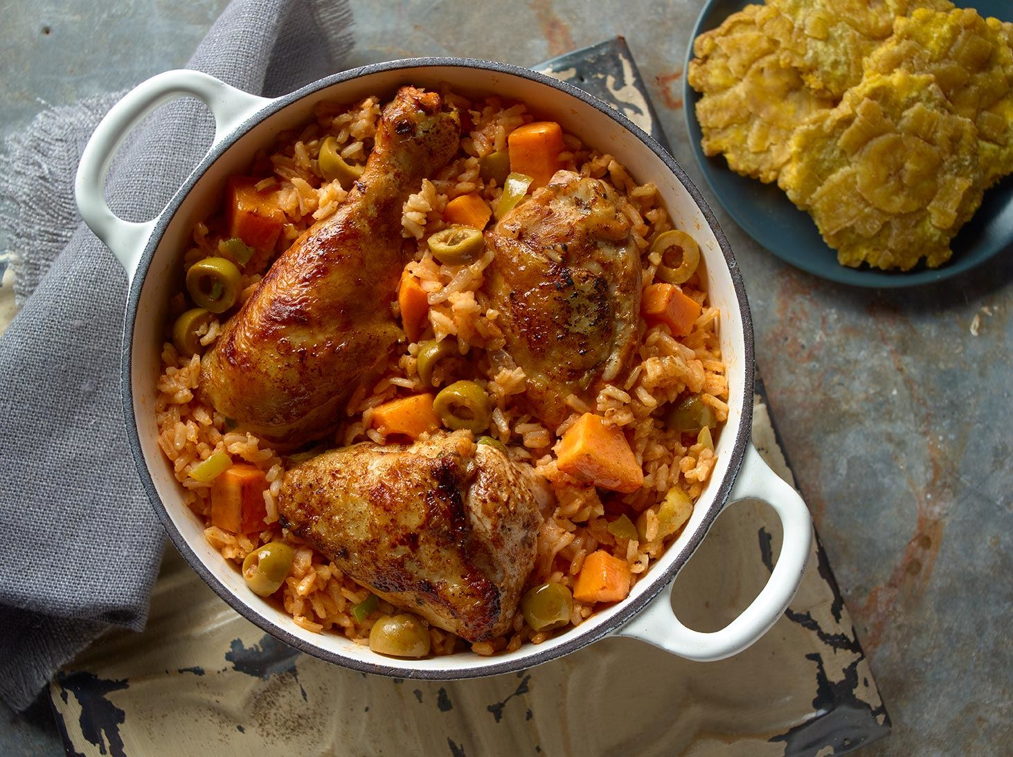 Locrio de Pollo – Dominican Chicken and Rice