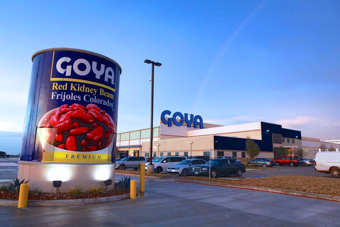 GOYA FOODS EXPANDS GLOBAL REACH WITH THE OPENING OF FOUR NEW FACILITIES TO SUPPORT CONSUMER DEMAND OF GOYA'S HEALTHY PRODUCT LINES