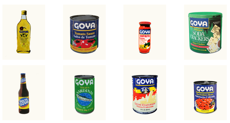 GOYA GOES POP!  SPECIAL COLLABORATION  WITH NUYORICAN ARTIST DAVE ORTIZ TO CELEBRATE  80TH ANNIVERSARY OF GOYA FOODS