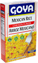 Seasoned Rice Mixes