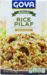 Rice Pilaf with Toasted Orzo Pasta