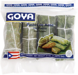 Tamales and Pasteles - Frozen Ready-to-Eat - Products ...