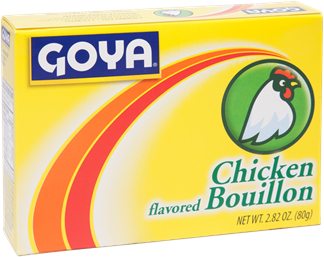 Chicken Flavored Bouillon