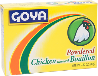 Powdered Chicken Flavored Bouillon