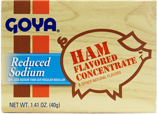 Reduced Sodium Ham Flavored Concentrate