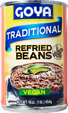 Refried Pinto Beans - Traditional