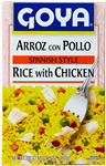 Rice with Chicken - Spanish Style
