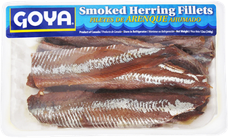 Smoked Herring Fillets