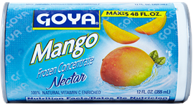 Mango Concentrated Nectar