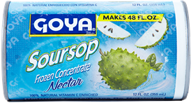 Soursop Concentrated Nectar