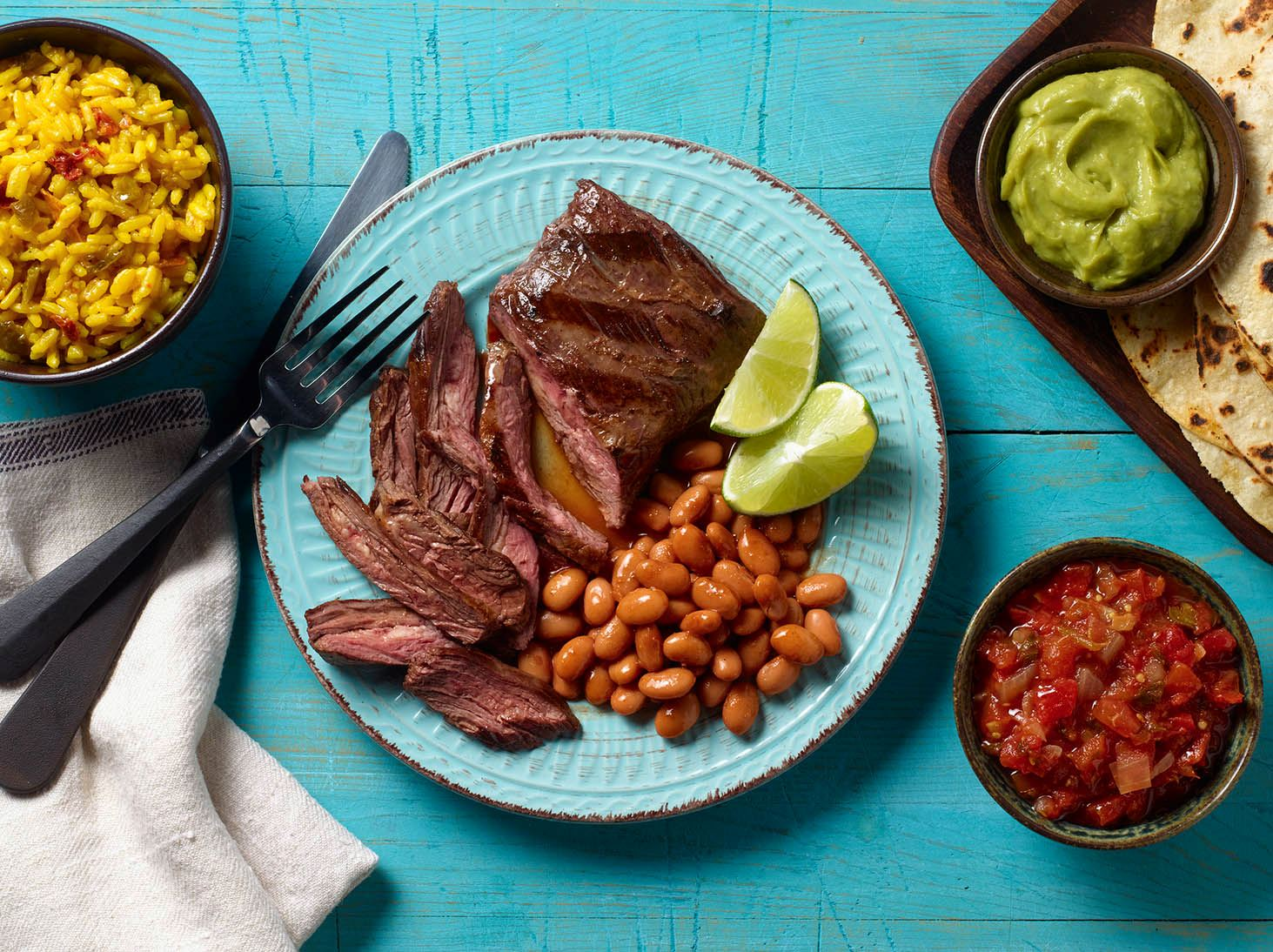 Carne Asada – Mexican-Style Grilled Steak