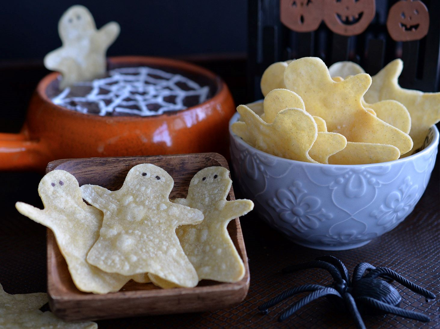 MyPlate Spooky Tortilla Chips