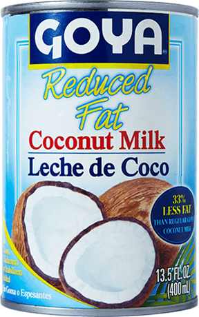 Reduced Fat Coconut Milk